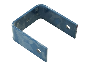 Picture of U Bracket Bent W/Holes