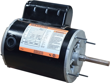 Picture of 1/8hp Motor W/ 48 Frame