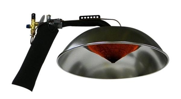 LB White® I-17 Infraconic Brooder Image