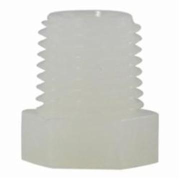 "1/8"" Nylon Plug Hex MPT Image"