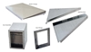 LB White Guardian Outdoor Mounting Kit Components Image