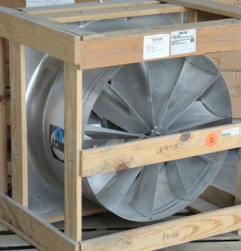 "Acme® Fan 24"" 1/2 HP 115 230 Volt 1 Ph"