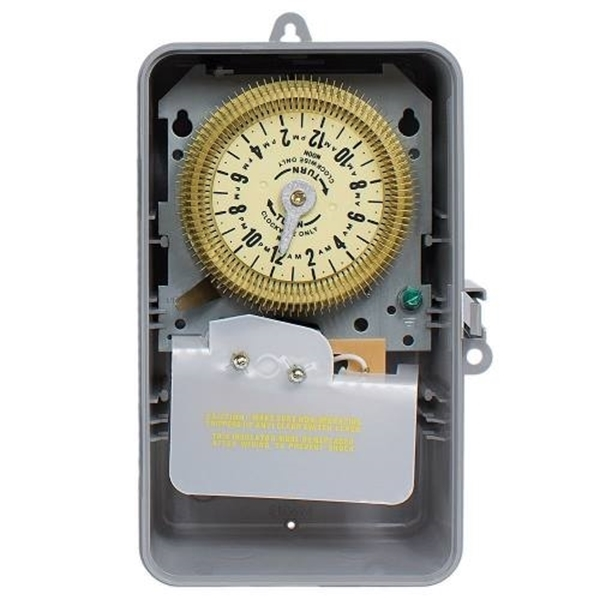 Intermatic® 24 HR Cycle Timer 125V T1905P