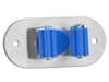 Hog Slat® Bin Stik Pole Holder Front View