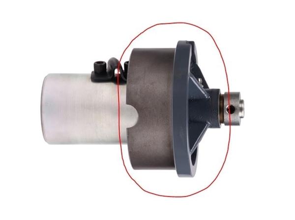 Model 108 Anchor Bearing Hub Replacement