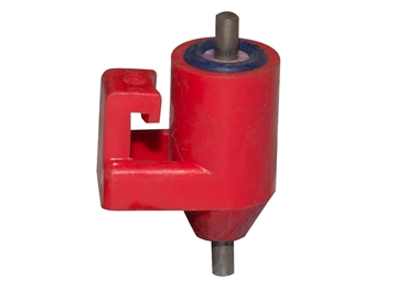 Picture of Nipple J lock SS Red Cap