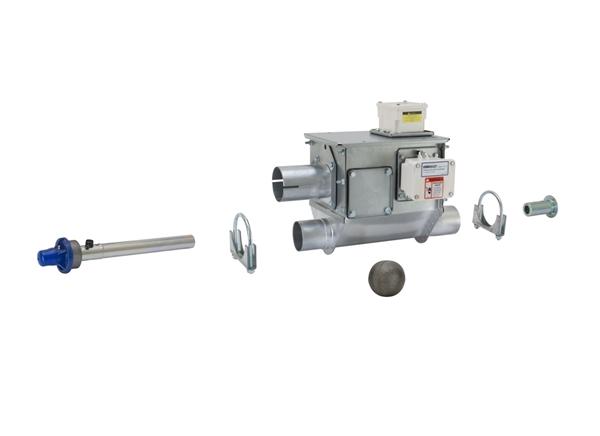 Grower SELECT® M75 Auger Extension Hopper