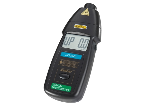Picture of NON CONTACT LASER TACHOMETER