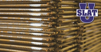Slat U – 102 Reinforcing Steel