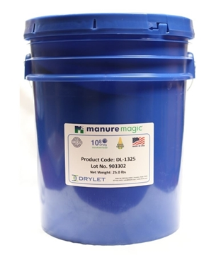 ManureMagic® 25 Pound Bucket
