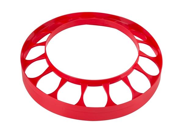 """Anti-Waste Ring for """"Flex"""" Metal Chicken Feeder"""