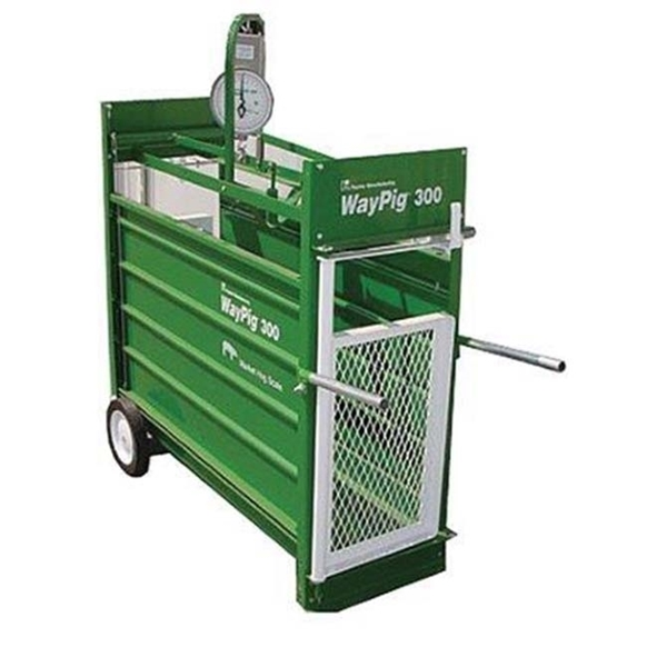 WayPig® 300 Market Hog Scale