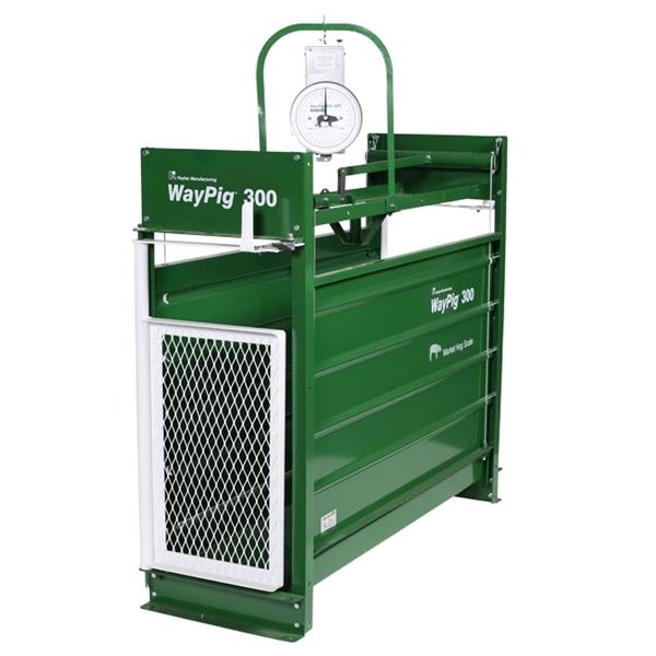 WayPig® 300 Market Hog Scale (Stationary)