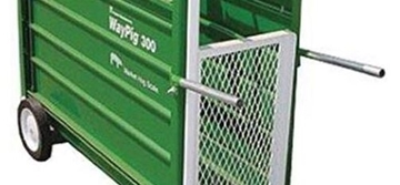WayPig® Wheel & Handle Kit