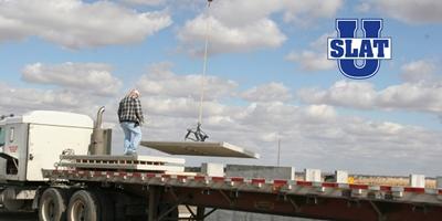 Slat U. 104 - Handling and storage