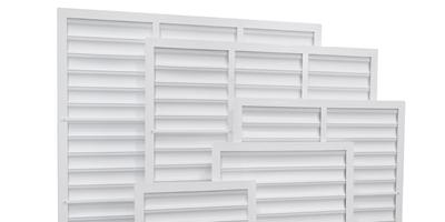 Ventilation Notes - #1 Fan Shutters