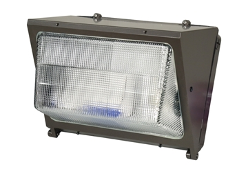 Picture of 70 Watt Flood Lamp Wall Pack with Photocell