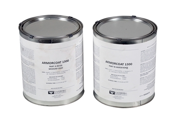 Picture of Armorcoat Epoxy Gray Coating 1.5 Gal (Coverage: 50-140 sq. ft./gal. @ 30-11 mil)