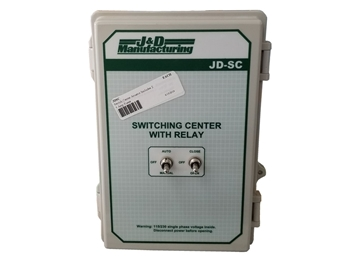 Picture of Switch Center Avuator Includes 2 5 Amp Fuses