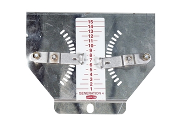 Picture of Lever Adjustment Generation 4 Panel Double
