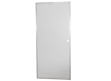 "Picture of Door PANEL Series 66 3' X 6' 8"" With Hinges"