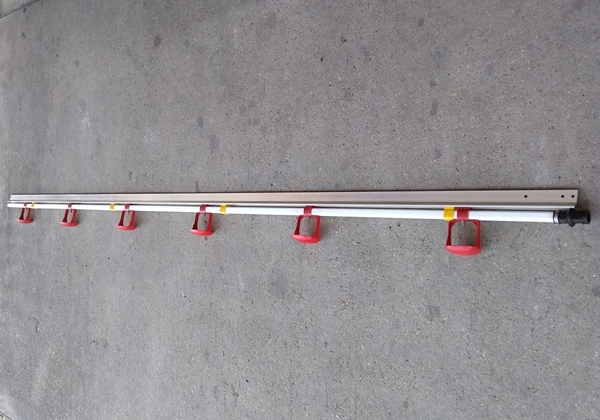Picture of Drinker 10' W/6-4071 Nipple W/2 Arm Cups Lubing 527106
