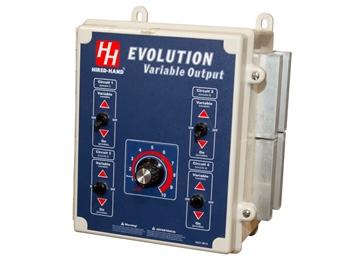 Picture of Control Ev Var Manual Autp 8kw 8hp