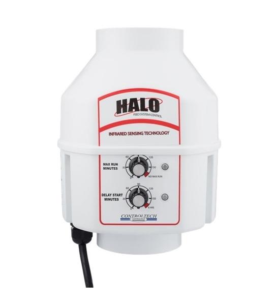 HaloJrMax Feed Line Control