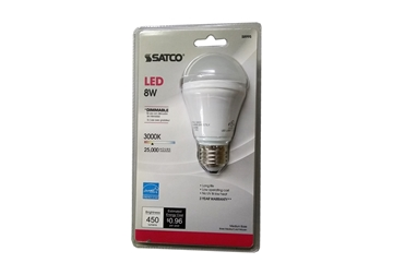Picture of Bulb LED 5.5 Watt 2700K Satco 25,000Hr ** S9830**