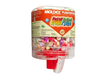 Moldex® SparkPlugs Ear Plugs PlugStation®