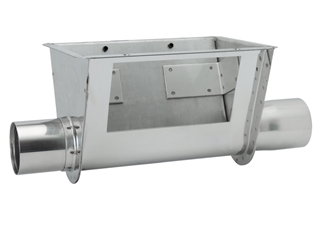 Grower SELECT® Single Unloader - Stainless Steel (Model 75)