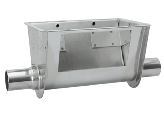 Grower SELECT® Single Unloader - Stainless Steel (Model 55)