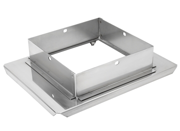Grower SELECT® Adapter Weldment for Extension - Stainless Steel