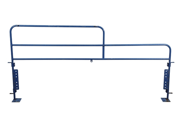 Picture of 7' advantage crate side right, solid rod