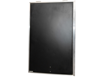 "Picture of Door Tunnel 48"" Tall X 30"" Wide Black/Black Tego"