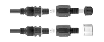 Stenner Pumps Injection Check Valves - Duckbill
