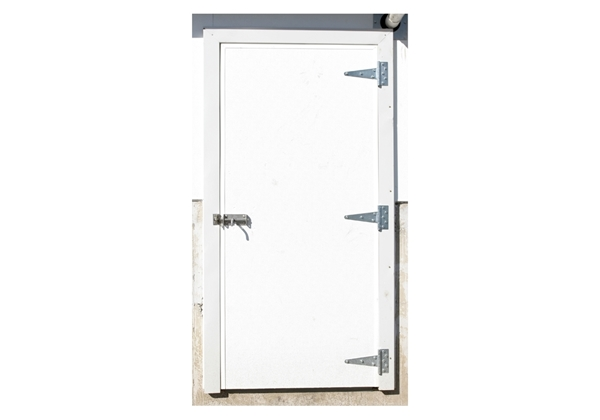 Picture of Door Barn Hog Slat Right 3' 0'' X 6' 8''