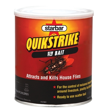 Starbar® Quikstrike™ Fly Bait - 5 lb. Can