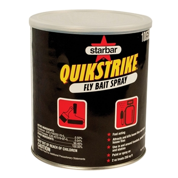 Starbar® QuikStrike® Fly Bait Spray - 5 lb. Can