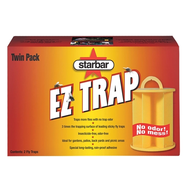 Starbar® EZ Trap Fly Trap (2 Pack)
