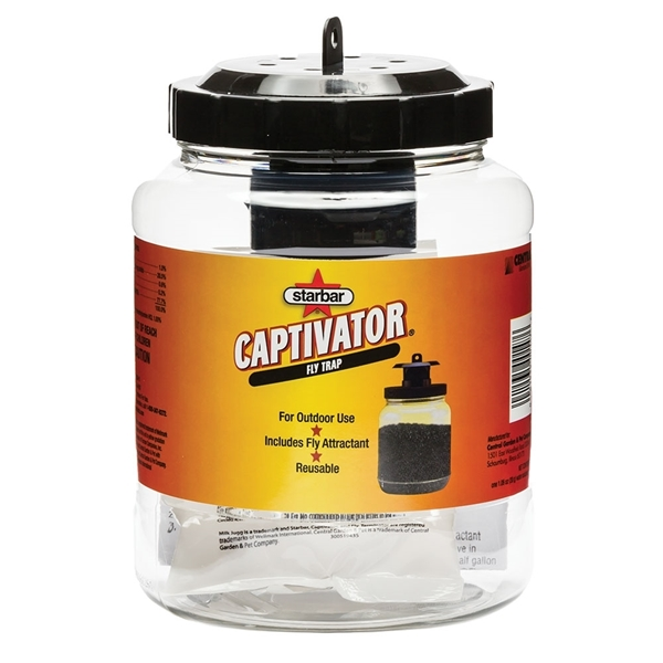 Starbar® Captivator® Fly Trap