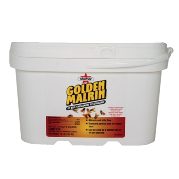 Golden Malrin® Fly Bait (10 Pound Bucket)
