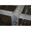 """Picture of 1/4"""" V-bolt (Stainless)"""