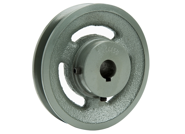 """Picture of 4-1/2"""" x 5/8"""" pulley"""