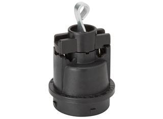 Picture of Attach-On Light Socket (Standard Nickel Contact)