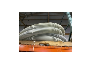 Picture of Hose Clear/White Flexible Duct 5'' I.D. 5.63 O.D.