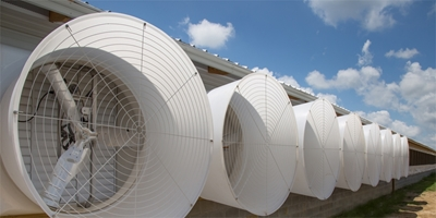 Use static pressure to monitor tunnel ventilation