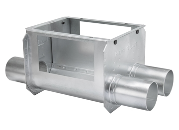 Picture of Grower SELECT® Twin Boot Weldment Model 300