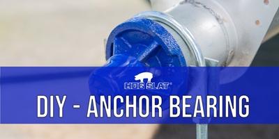 DIY anchor bearing replacement