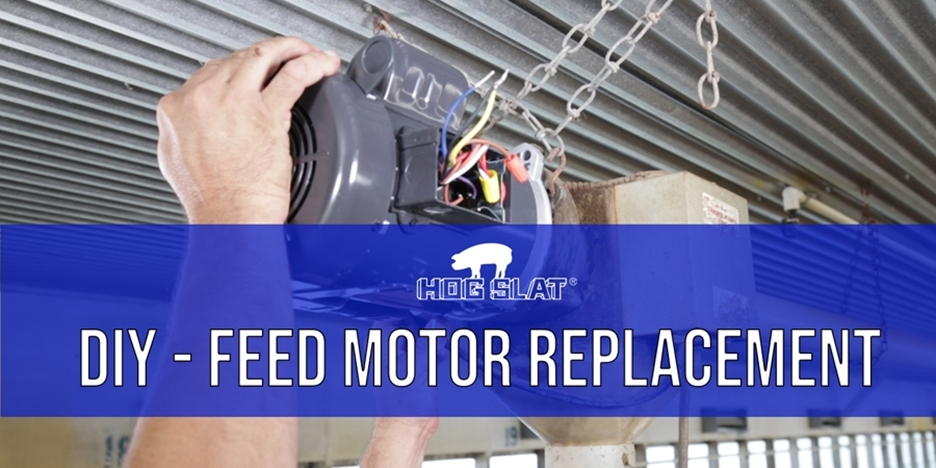 DIY- Feed motor replacement